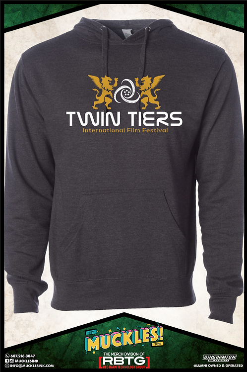 Twin Tiers Hoodie