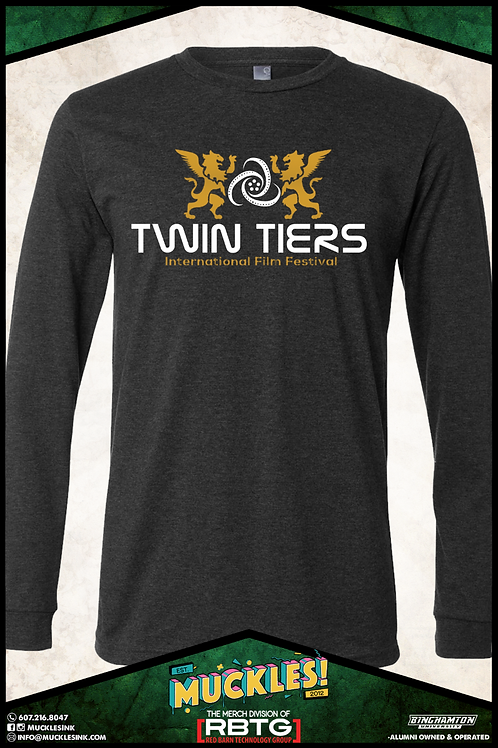 Twin Tiers Long Sleeve Tee