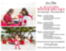 Tampa Holiday Photography Special Offer