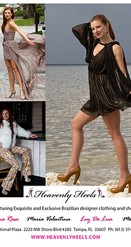 Advertising Photography - Heavenly Heels - Anne Phillips