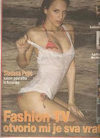 Anne Phillips Photography - Fashion TV Bosnia