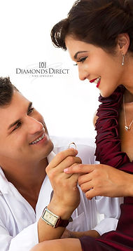 Advertising Photography - Diamonds Direct - Anne Phillips