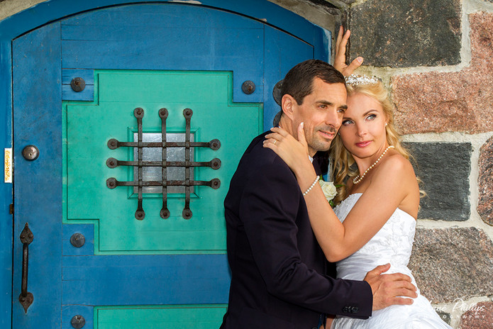 Wedding Photography - Anne Phillips Phot