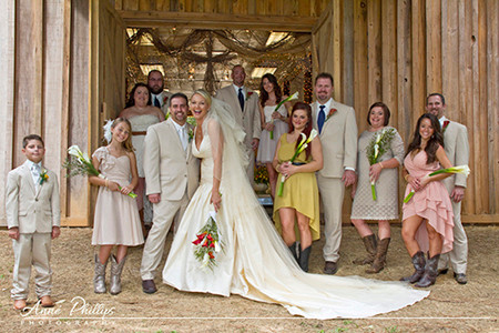 Anne Phillips - Wedding Photography - MB
