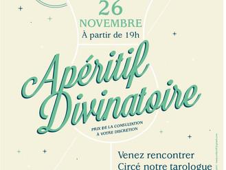26 Nov. ♣ Consultation de tarot de Marseille ♣