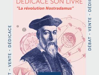 """14 Sept. ∇ .. Soirée Dédicace """"Nostradamus"""" ..∇"""