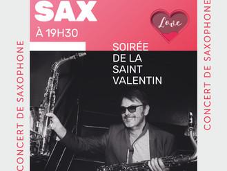 "14 Fév. ♪ Soirée Saint Valentin"" ♪"