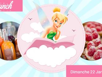 22 Jan. ☆ BRUNCH DU DIMANCHE ☆