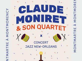 22 Juin. ♪ Montmartre à Montmorency ♪
