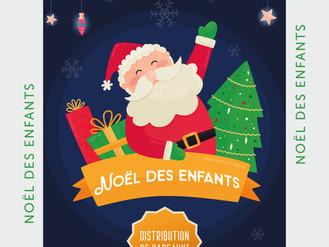 20 Déc. 🎅🏻 Noël des enfants 🎅🏻