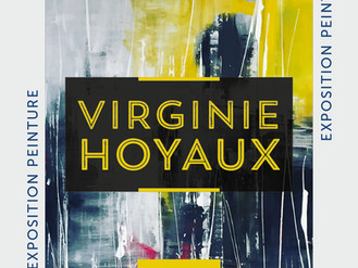 12 Oct ℘ Vernissage Virginie Hoyaux ℘