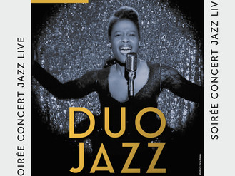 """25 Mai. ♪ Concert Duo Jazz Time"""" ♪"""