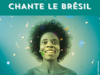 """01 Déc. ♪ Concert """"Kristele chante le Brésil"""" ♪"""