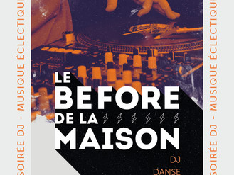 27 Oct. ♪ Le Before de La Maison♪