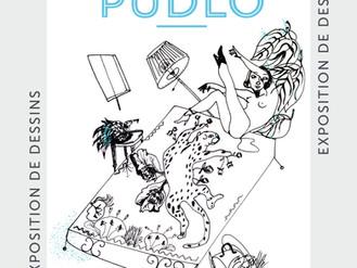 07 Juin. 🎨 Vernissage Amandine Pudlo