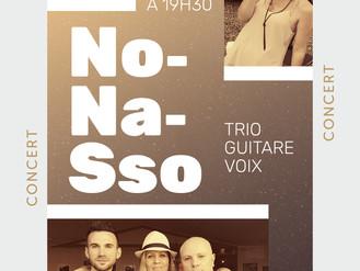 """15 Déc. ♪ Concert No Na Sso"""" ♪"""