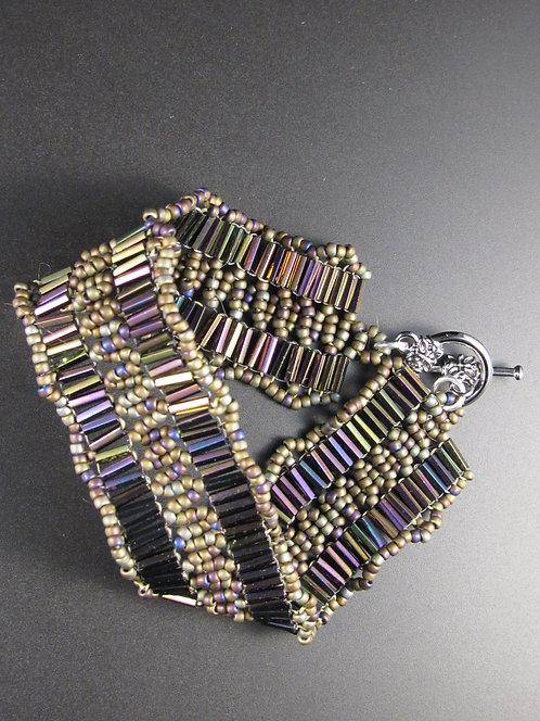 Chevron Center Bracelet