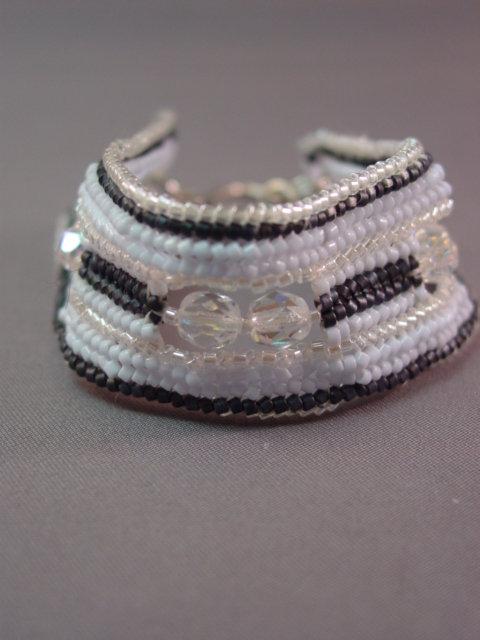 Crystals in Windows Bracelet