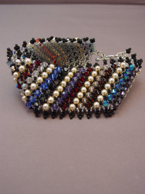 Lots of Bling Bracelet