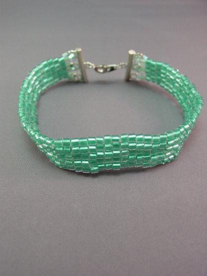 Green Flat Band