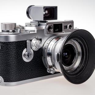 Leica IIIg after Overhaul.