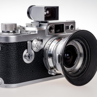 Leica IIIg after Overhaul.