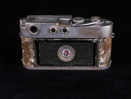 Should I keep the vulcanite on my Leica M3?