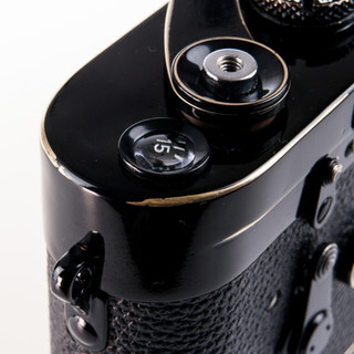 Leica M3 Brassed by us