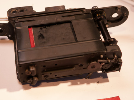 The Leica IIIc Stepper Restored