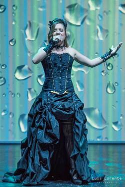 Viki Lafuente Gala del Teatro