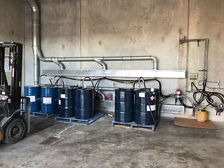 Chemical batching system