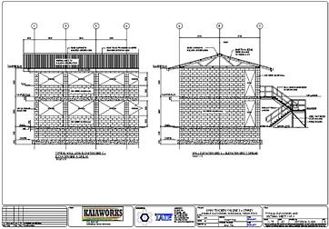 2 storey classroom design