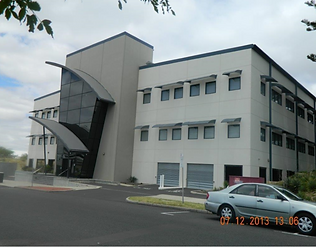 3 storey office building with car park facility