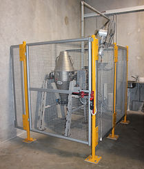 Rotating Equipment safety guarding