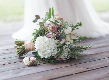 Classically elegant bridal inspiration