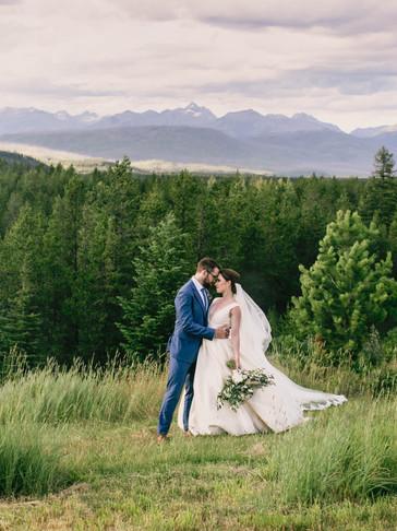 Romantic Glacier Park Adventure Session | Elizabeth + Michael