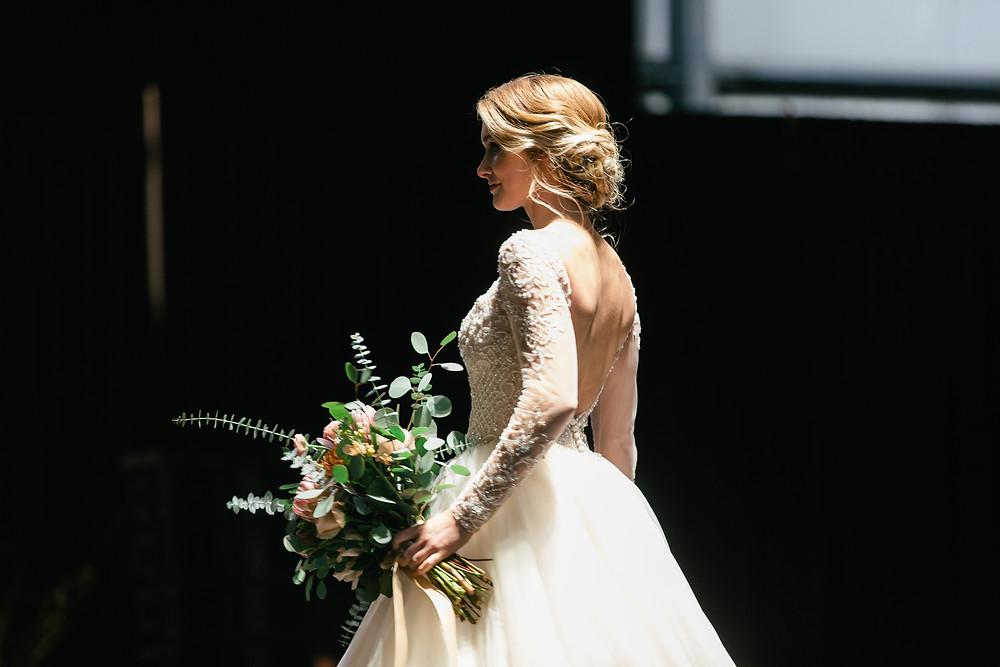 J Scott Couture; Rose Mountain Floral; Jennifer Mooney Photography