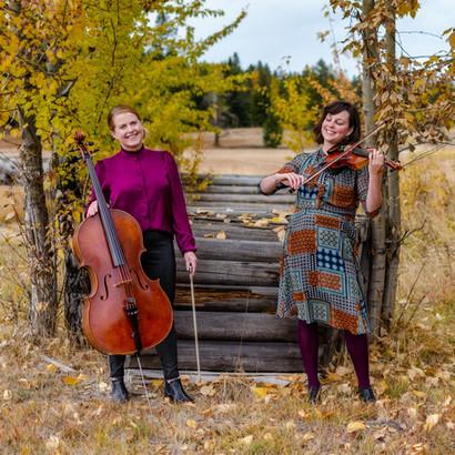 Autumn Musicians heron park   photo cred