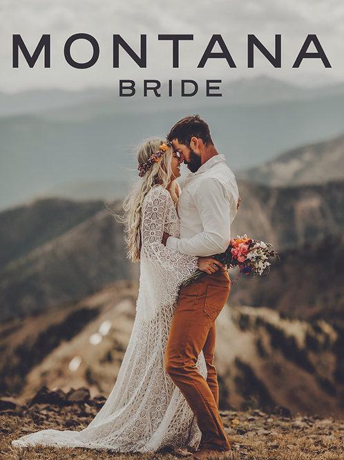 Montana Bride, Volume 18