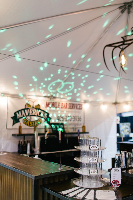 Mavericks Casino Mobile Bar Services; Jennifer Mooney Photography