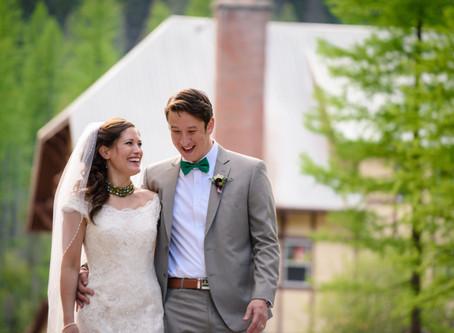 Joylanne + Patrick: An elegant Spring wedding at Izaak Walton Inn