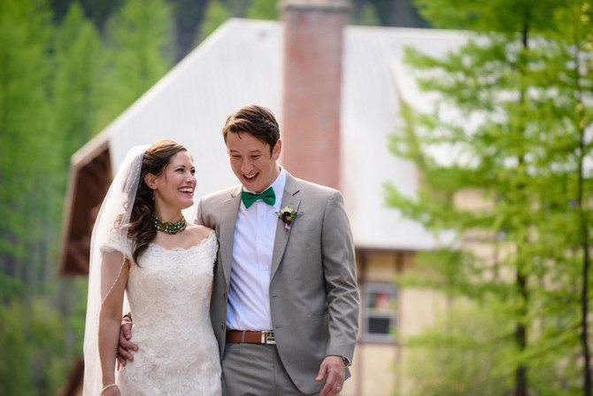 Joylanne + Patrick: An elegant Spring wedding at Izaak Walton Inn