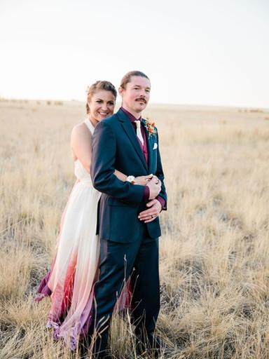 Fun & Flirty Wedding at Foster Creek Farm | Ali + Arthur