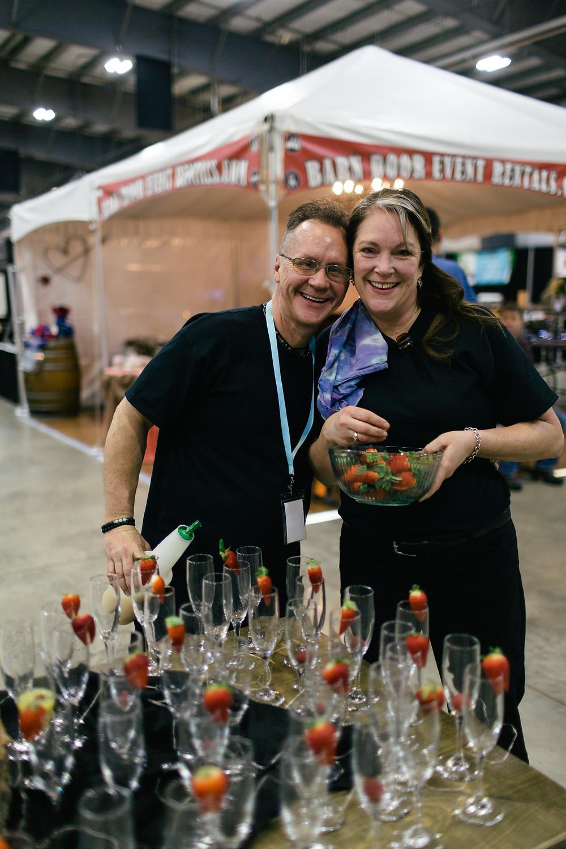 VIP mimosas; Mavericks Casino Mobile Bar Services; Jennifer Mooney Photography