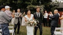 Amy & Evan: A gorgeous urban wedding in Whitefish