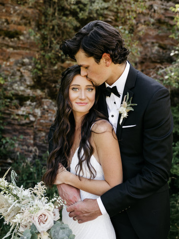 Modern-Mountain Micro-Wedding in Missoula | Arielle + Carson