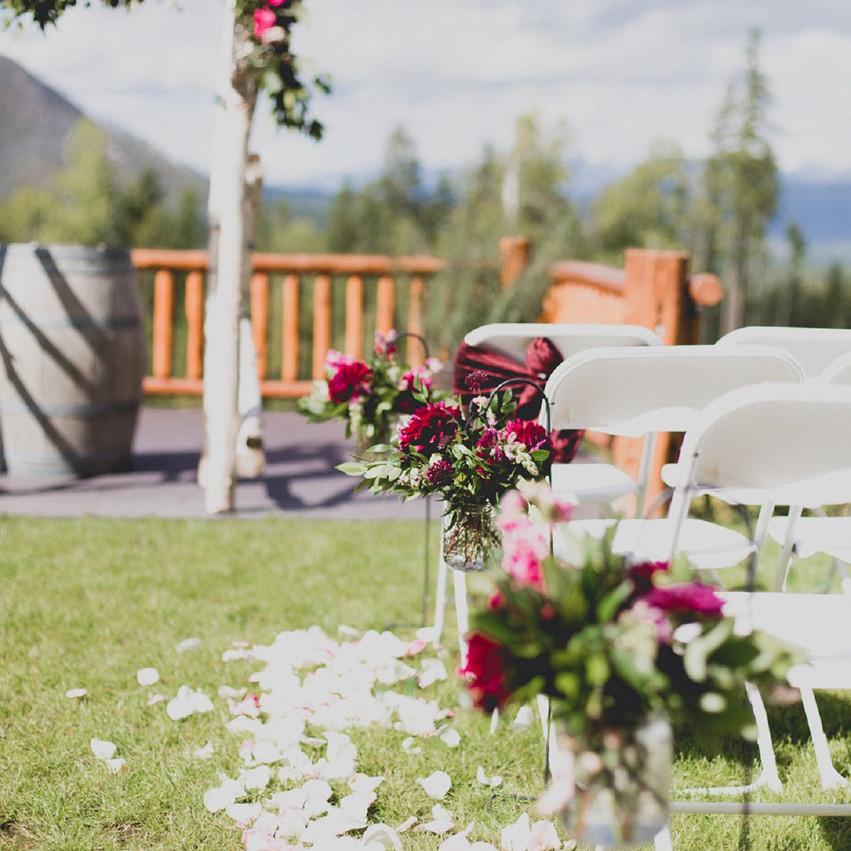My Montana Wedding - Venue