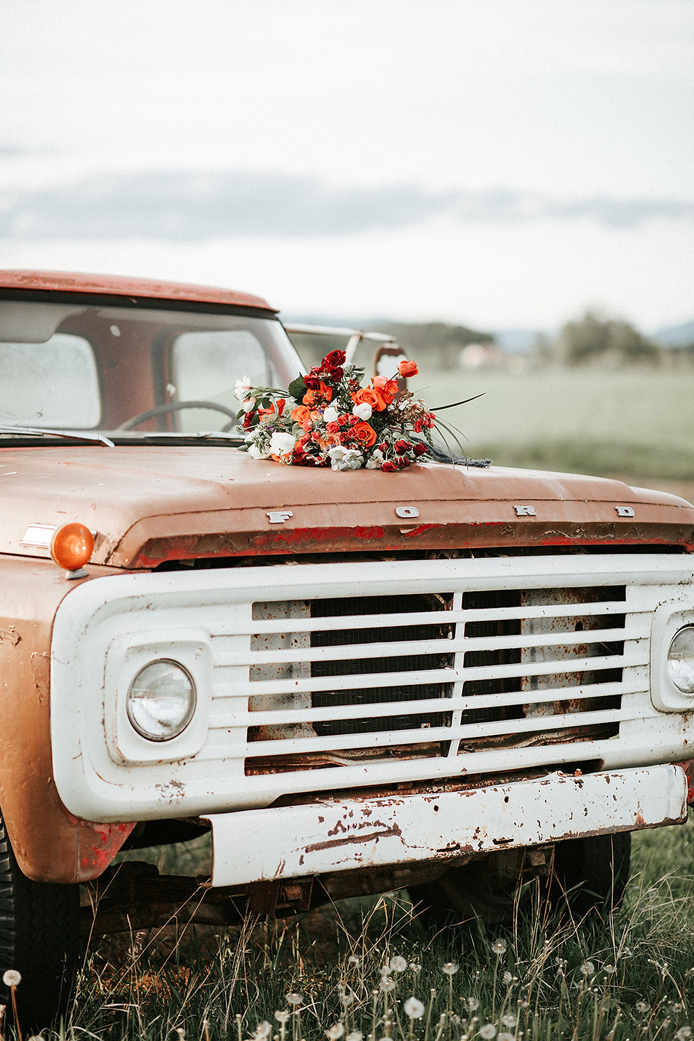 Farm to Market Floral; Elsa Eileen Photography