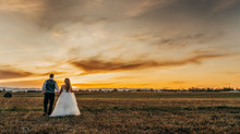 Erin & Greg: A gorgeous Montana fall wedding