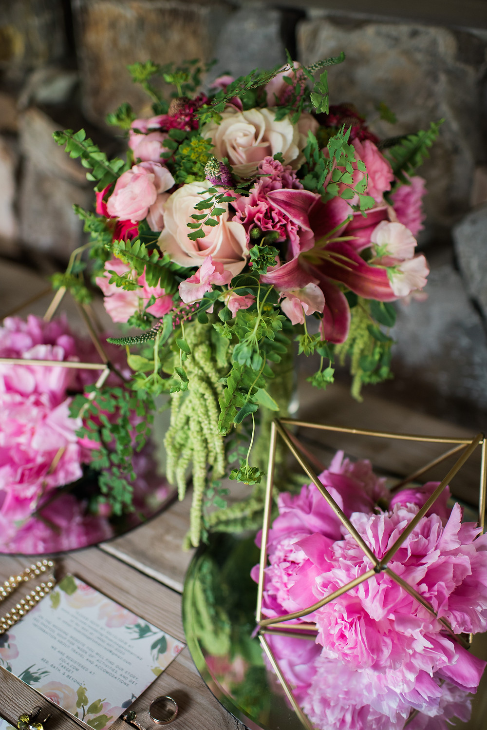 Kelly Kirksey Photography; Conrad Floral